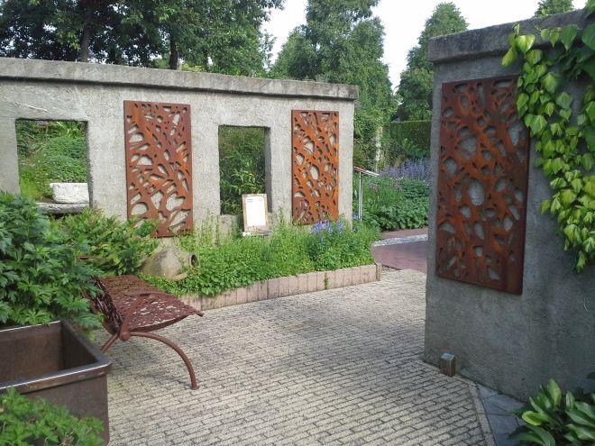 Scherm bladerdicht arthur dreissen - Terras tuin decoratie ...