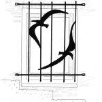 Hekwerk vogels