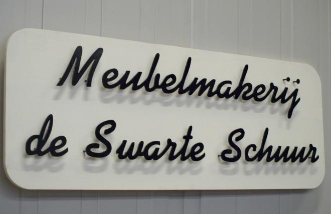 Letters de Swarte Schuur